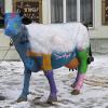 Корова – пазл