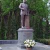 Памятник Г. Алиеву