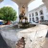 Старинные общественные фонтаны и водопроводная система XVII- XVIIIв (часть2)