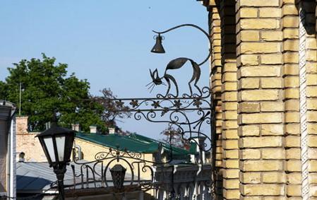 Коты Андреевского спуска