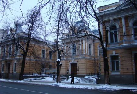 Пряничный дом на Банковой улице