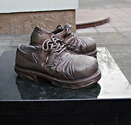 ботинки страхового агента