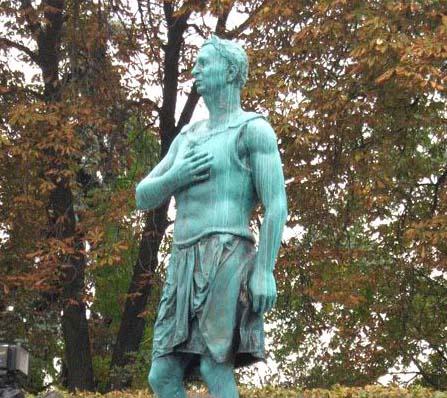 памятник Кучме