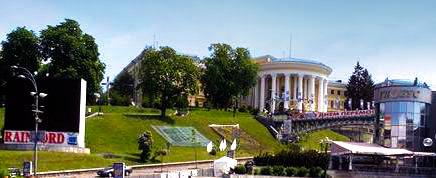 территория бывшего имения Д.Бегичева
