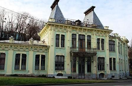 корпус больницы на Козловке