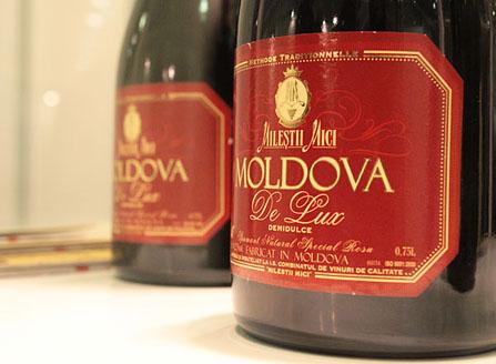 молдавское вино современное