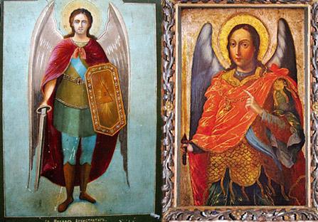 иконы украинского барокко