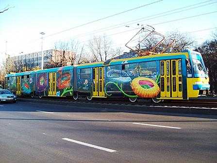Евро-трамвай