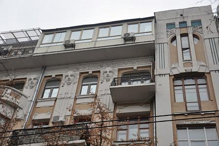 Дом инженера Демченко