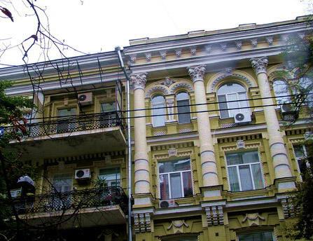 Дом-дворец, фасад