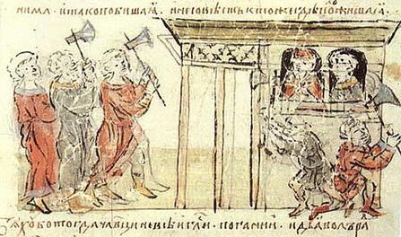 убийство Феодора и Иоанна