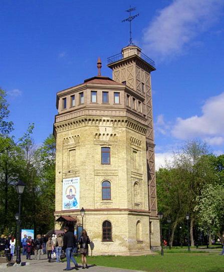Музей воды (Водонапорная башня 19в.)