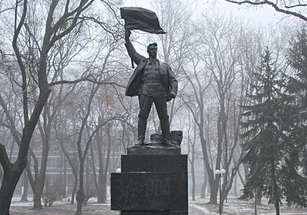 Памятник январского восстания