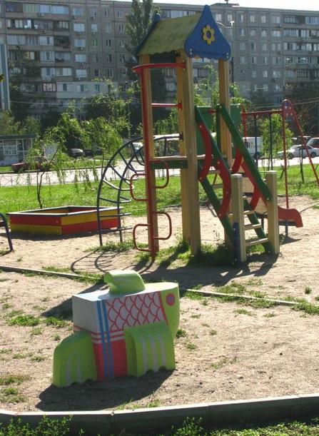 площадка Аллея детства