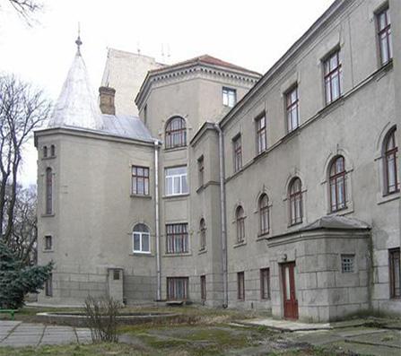 Бывшая лютеранская больница (ул. Коцюбинского)